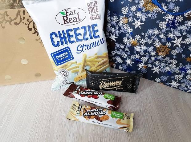 Zdrowe słodycze świąteczne - słodycze wegańskie