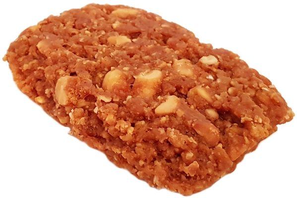 Clif Bar, Energy Bar Crunchy Peanut Butter, baton owsiany z masłem orzechowym, copyright Olga Kublik