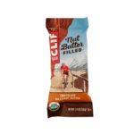 Clif Bar, Energy Bar Nut Butter Filled Chocolate Hazelnut Butter, zdrowy wegański baton owsiany z czekoladą i masłem orzechowym, copyright Olga Kublik