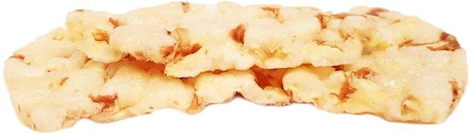 Kupiec, KUKU Wafelki kukurydziane z solą morska bez glutenu, copyright Olga Kublik