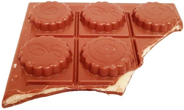 Wedel, Tiramisu czekolada mleczna nadziewana o smaku deseru tiramisu, copyright Olga Kublik
