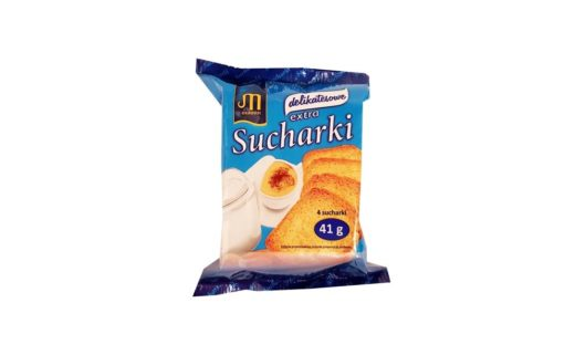 Mamut, Sucharki delikatesowe extra, copyright Olga Kublik