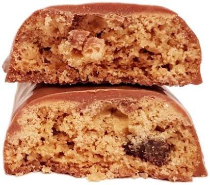 Milka, Cookie Snax amerykańskie ciastka z czekoladą, copyright Olga Kublik