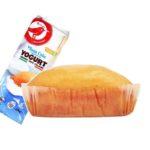Auchan, Plum Cake Yogurt babeczka jogurtowa, copyright Olga Kublik