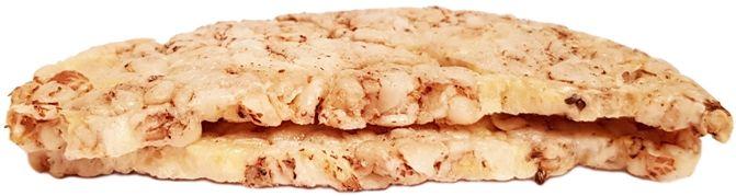 Good Food, Chia Wafle gryczane z solą morską stara wersja, copyright Olga Kublik