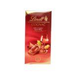 Lindt, Cognac mleczna czekolada z koniakiem, copyright Olga Kublik