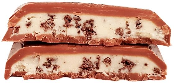 Czekolada Moser Roth, Cookies Cream, copyright Olga Kublik