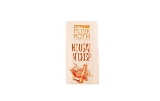 Czekolada Moser Roth, Nougat n Crisp, copyright Olga Kublik