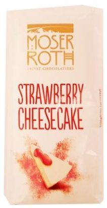 Czekolada Moser Roth, Strawberry Cheesecake, copyright Olga Kublik