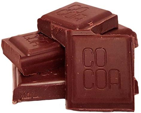 SuroVital, Cocoa surowa czekolada wiśnia acai, copyright Olga Kublik