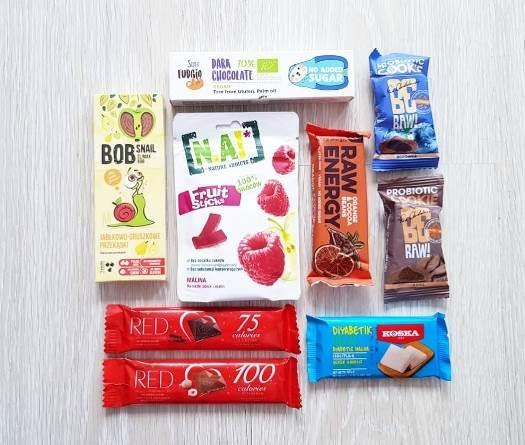 Nowe słodycze 2019 2010 - nowości czekolady batony cukierki ciastka