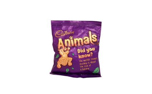 Cadbury, Animals with Freddo zwierzątka ciasteczka z czekoladą, copyright Olga Kublik