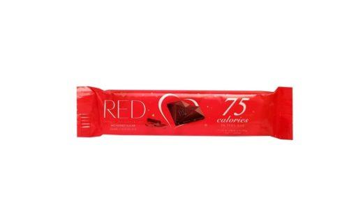 Chocolette, RED 75 calories baton czekoladowy bez cukru, copyright Olga Kublik