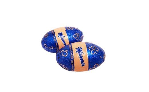 Manner, Neapolitaner Eier jajeczka wielkanocne czekoladowe, copyright Olga Kublik