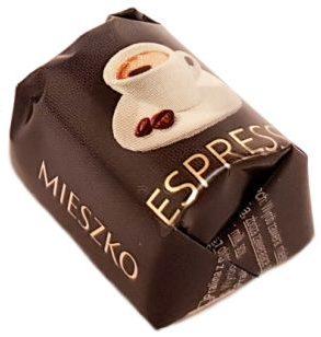 Mieszko, Espresso praliny Dla Ciebie i Dla Mnie, czekoladki kawowe, copyright Olga Kublik