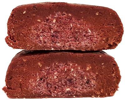 Purella Food, Ewa Chodakowska Be Raw Probiotic Cookie borówka, zdrowe ciastko daktylowe, copyright Olga Kublik