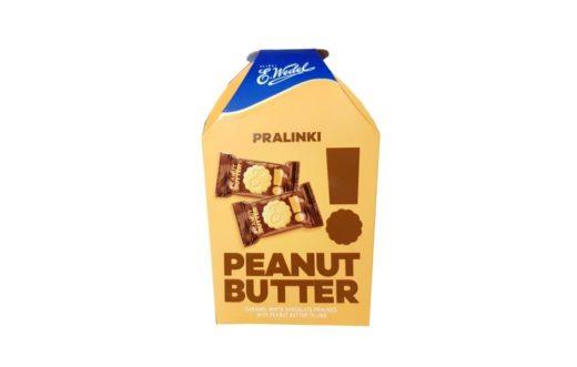 Wedel, pralinki Peanut Butter, copyright Olga Kublik