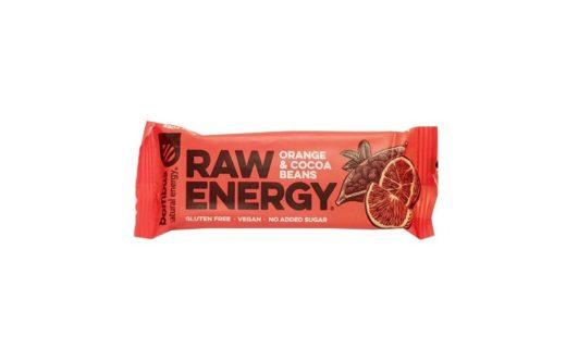 Bombus Natural Energy, Raw Energy Orange Cocoa Beans, wegański baton czekoladowy z pomarańczą, copyright Olga Kublik