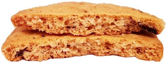 Gullon, Gluten Free Cookies Oats Orange ciastka owsiane bez glutenu, copyright Olga Kublik