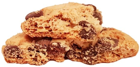 Gullon, Sin Gluten Chip Choco ciastka bez cukru z czekoladą, copyright Olga Kublik