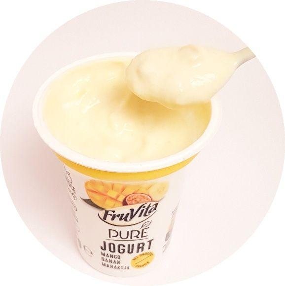 Lactalis, FruVita Pure jogurt bez cukru z Biedronki, copyright Olga Kublik