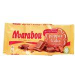 Marabou, Peppar kaka mleczna czekolada z pierniczkami, copyright Olga Kublik
