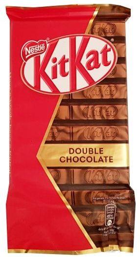 Nestle, Kit Kat Double Chocolate, czekoladowy Kit Kat Senses, copyright Olga Kublik