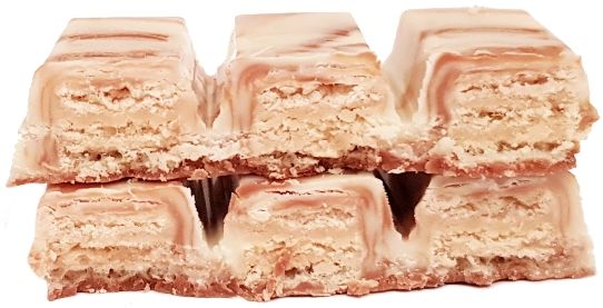 Nestle, Kit Kat kokosowy Delicious Coconut, Kit Kat Senses, copyright Olga Kublik