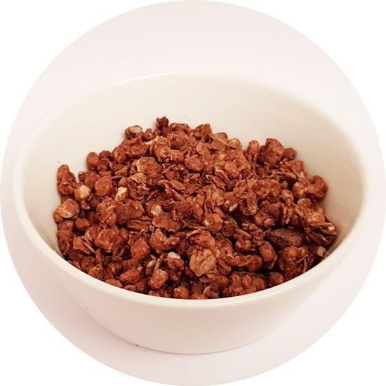 Sante, Whole Grain Granola Chocolate musli z czekoladą, copyright Olga Kublik