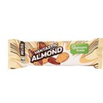 AVE Absolute Vegan Empire, Schakalode Vantastic Almond, ekologiczny baton wegański migdałowy, copyright Olga Kublik