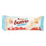 Ferrero, Kinder Bueno Coconut, Kinder Bueno kokosowe, copyright Olga Kublik
