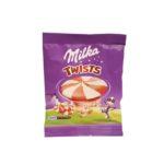 Milka, Twists czekoladki, copyright Olga Kublik