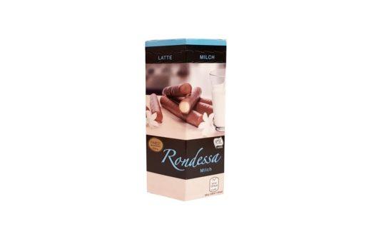 S.Spitz, Finest Bakery Rondessa Milch rurki mleczne w czekoladzie, copyright Olga Kublik