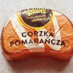 wawel czekoladka gorzka pomarańcza