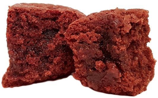 ETi, Browni Chocolate Cherry muffinka czekoladowa z wiśniami, babeczka czekoladowa nadziewana wiśniami, copyright Olga Kublik
