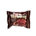 ETi, Browni Chocolate muffinka czekoladowa nadziewana, babeczka czekoladowa nadziewana czekoladą, copyright Olga Kublik