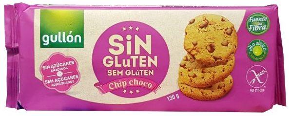 Gullon, Chip Choco ciastka bez glutenu z czekoladą, copyright Olga Kublik