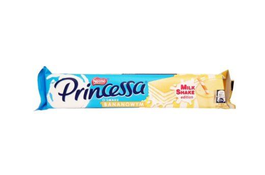 Nestle, Princessa Milk Shake bananowa, copyright Olga Kublik