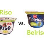 Porównanie ryżu na mleku: Muller Riso pistacjowe vs. Zott Belriso pistacjowe
