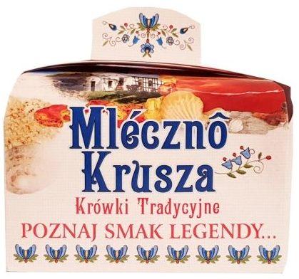 Geomax ABC Władysławowo, Krówki Tradycyjne, mleczne krówki kaszubskie, copyright Olga Kublik