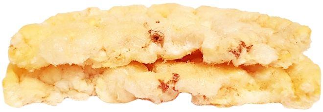 Good Food, Ser wafle kukurydziane o smaku sera 43 g, copyright Olga Kublik