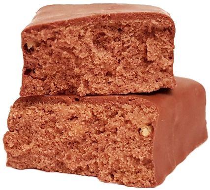 Newtrition, Feel Fit baton Protein 35% Crispy Caramel, karmelowy baton proteinowy, copyright Olga Kublik
