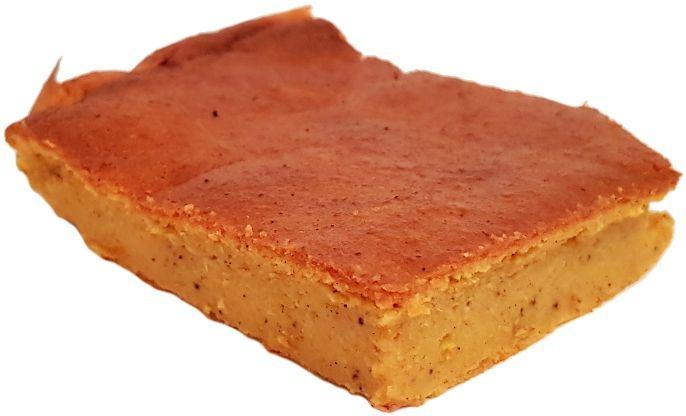 Catering na diecie, Ciasto ze słodkiego ziemniaka, dietetyczne ciasto z batatów, copyright Olga Kublik
