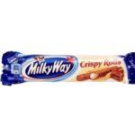Mars, Milky Way Crispy Rolls, copyright Olga Kublik