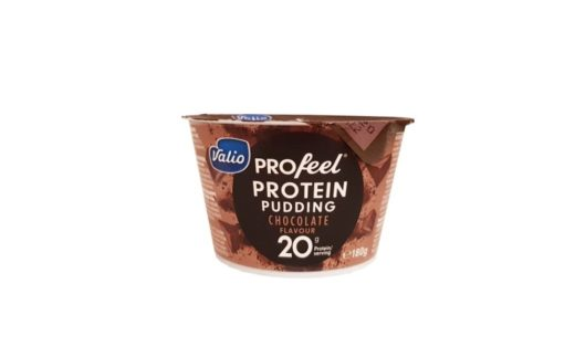 Valio, PROfeel Protein Pudding Chocolate Flavour, copyright Olga Kublik