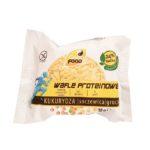 Good Food, Wafle Proteinowe Kukurydza, soczewica, groch 24 białka, copyright Olga Kublik