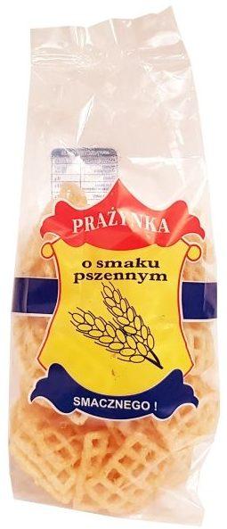 Wesołowska, Prażynka o smaku pszennym prażynki okienka, copyright Olga Kublik