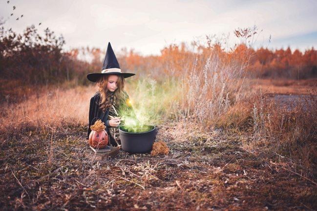 pomysły na halloween, gry i zabawy, porady i inspiracje