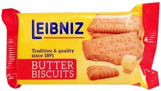 Bahlsen, Leibniz Butter Biscuits ciastka maślane, copyright Olga Kublik