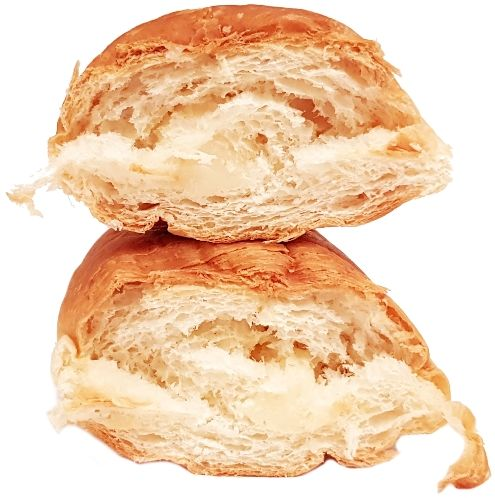 Chipita, 7 Days Croissant rogalik z nadzieniem o smaku karmelowym, copyright Olga Kublik